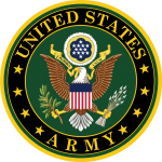 Army Military Service Mark